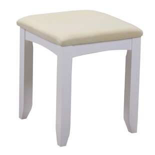 Derrickson Dressing Table Stool By August Grove