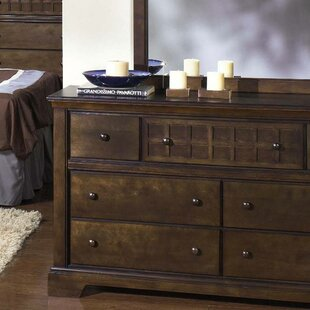 Casual Traditions 7 Drawer Dresser by Progressive Furniture Inc.
