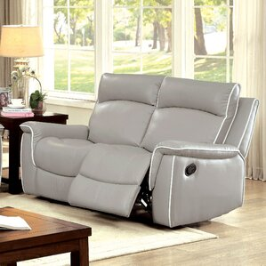 Brisbin Reclining Loveseat by Latitude Run