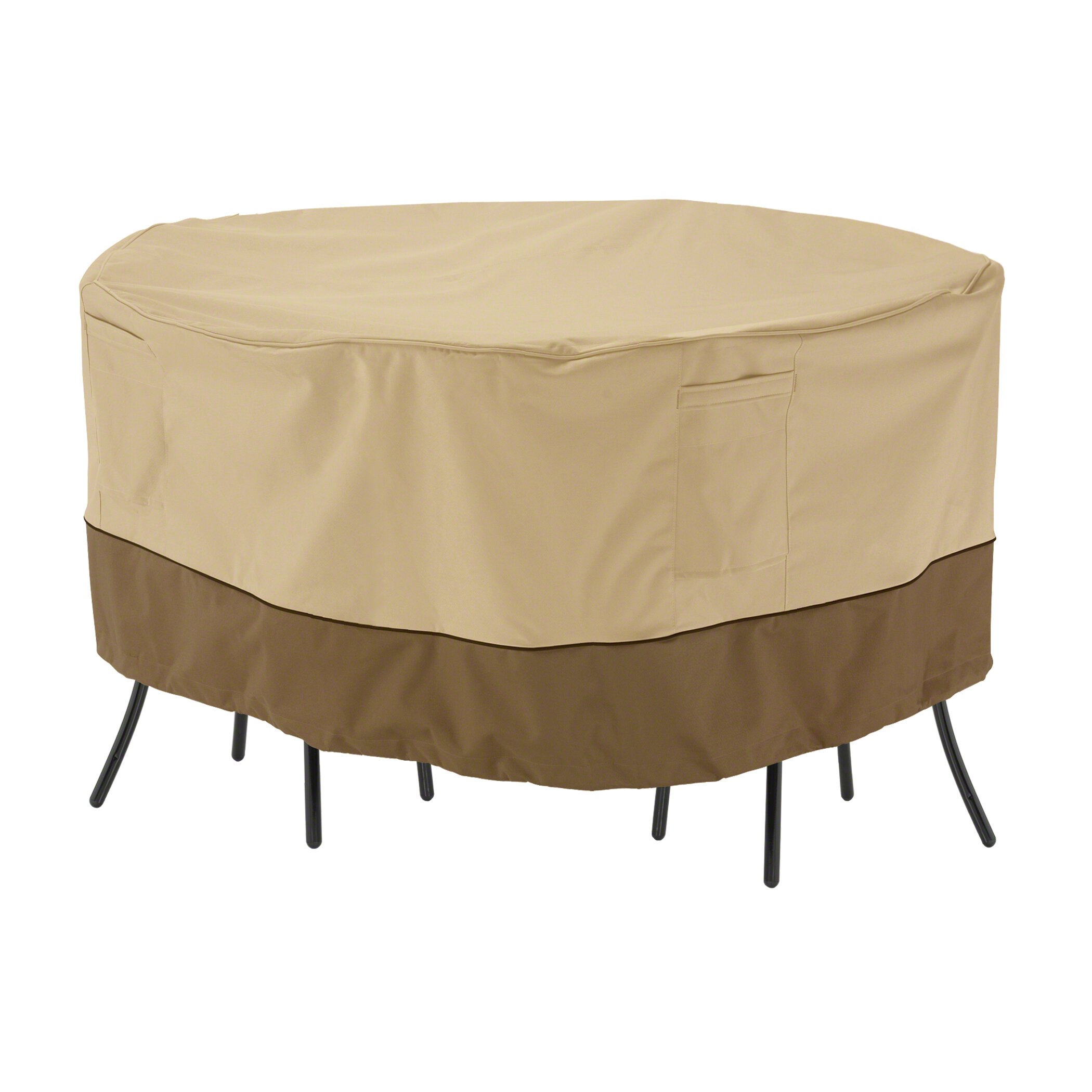 Perry Water Resistant Patio Dining Set Cover With 3 Years Reviews Allmodern