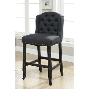 Lesly Upholstered Dining Chair (Set of 2) DarHome Co