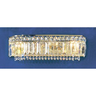 Classic Lighting Ambassador 3-Light Bath Bar