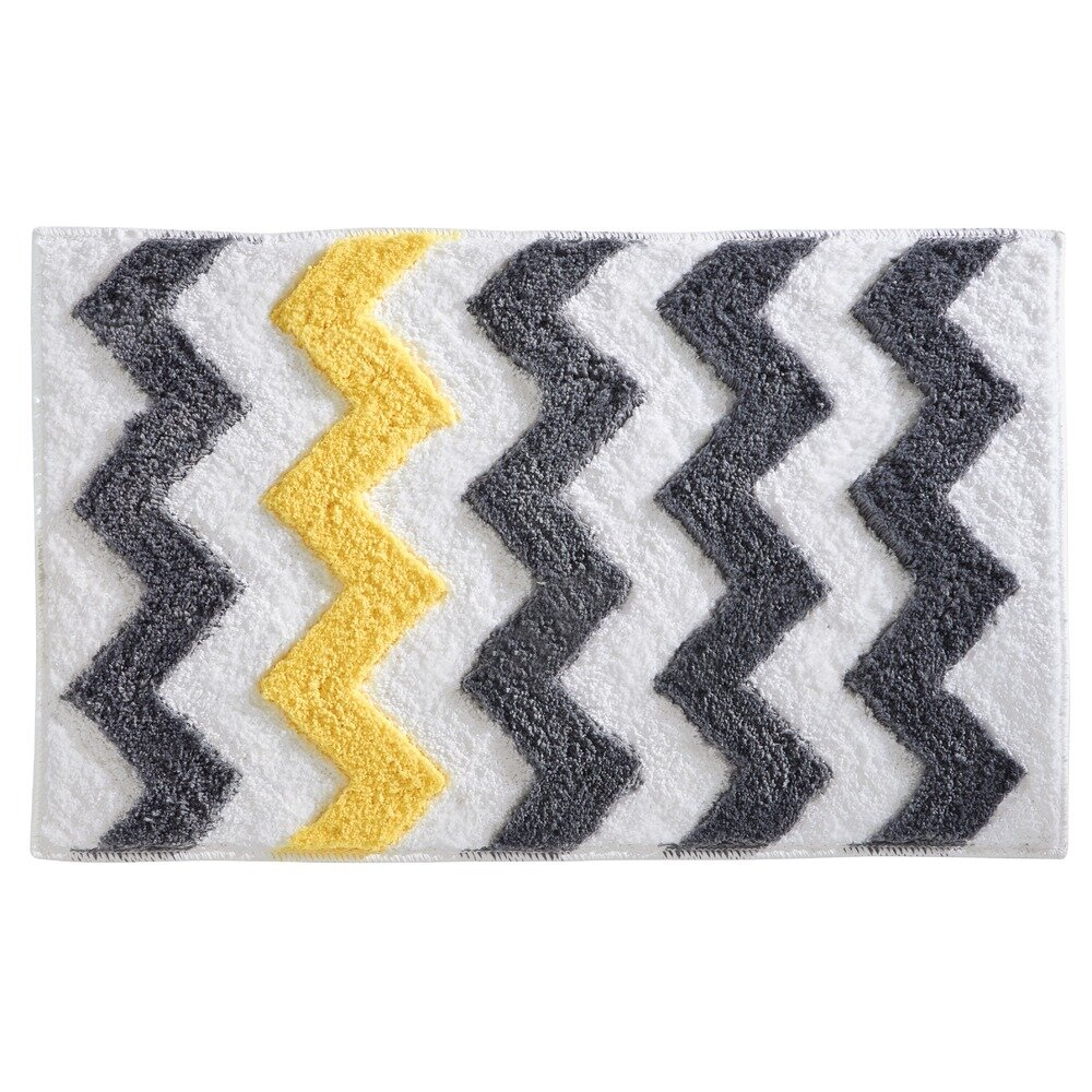Exceptionnel InterDesign Chevron Bath Rug U0026 Reviews | Wayfair
