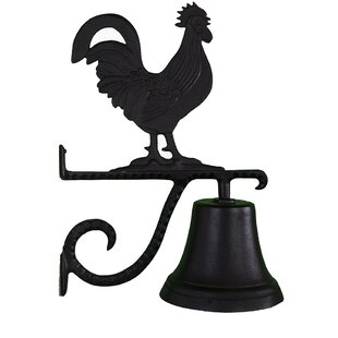 Cast Rooster Bell by Montague Metal Products Inc.