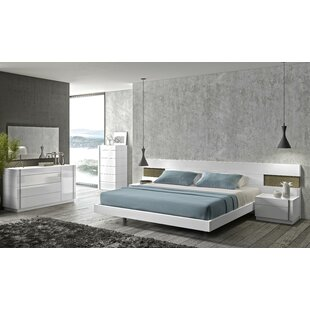 Brackenridge Platform Configurable Bedroom Set by Wade Logan