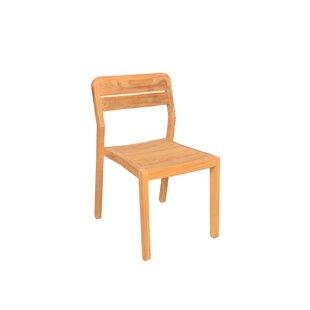 Kaj Stacking Garden Chair (Set Of 2) By Sol 72 Outdoor