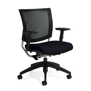 GRAPHIC Posture Ergonomic Mesh Task Chair by Global Total Office #2