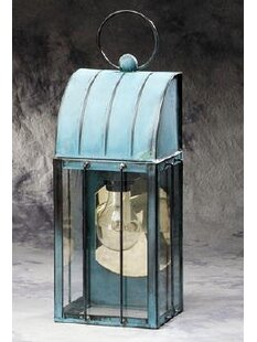 Inexpensive 900 Series 1-Light Outdoor Wall Lantern By Brass Traditions