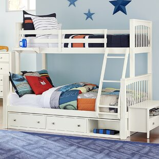 Granville Twin over Full Storage Bunk by Viv   Rae