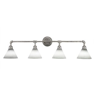 Red Barrel Studio Crags 4-Light Vanity Light