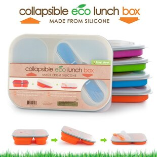 Eco Double Food Storage Container