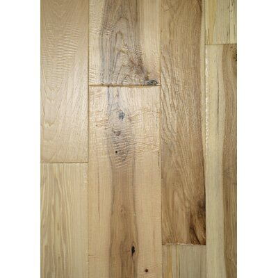 Hudson Bay Random Width Engineered Hickory Hardwood Flooring in Saskatoon Albero Valley