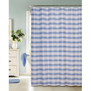 Ellsberg Classic Single Shower Curtain