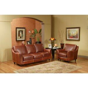 orange living room chairs. Great Texas Leather Configurable Living Room Set Orange Sets You ll Love  Wayfair