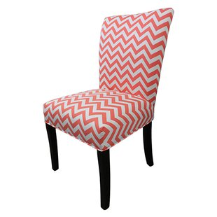 Latitude Run Garavan Cotton Parson Chair ..