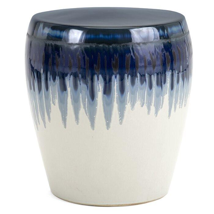 Astonishing Pooler Ceramic Garden Stool Ncnpc Chair Design For Home Ncnpcorg