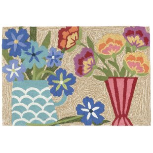 Ismay Still Life Multi Indoor/Outdoor Area Rug