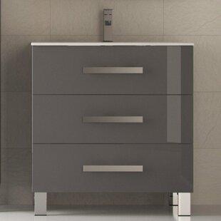 Carys 32 Single Bathroom Vanity Set by Orren Ellis