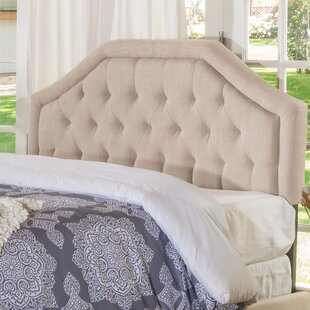 Brook Farm King Upholstered Headboard by Alcott Hill