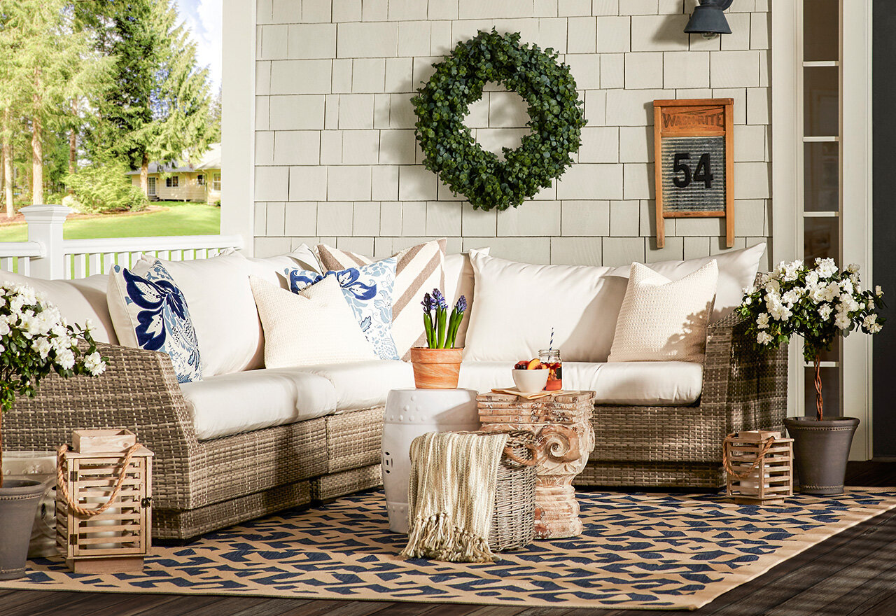Bring Your Deck To Life With These 6 Deck Decorating Ideas Wayfair