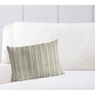 Adeline Rectangular Lumbar Pillow with Zipper