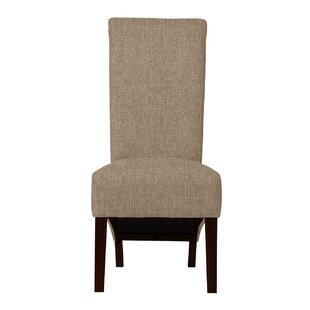 Ramon Solid Back Parsons Chair (Set of 2) by Langley Street