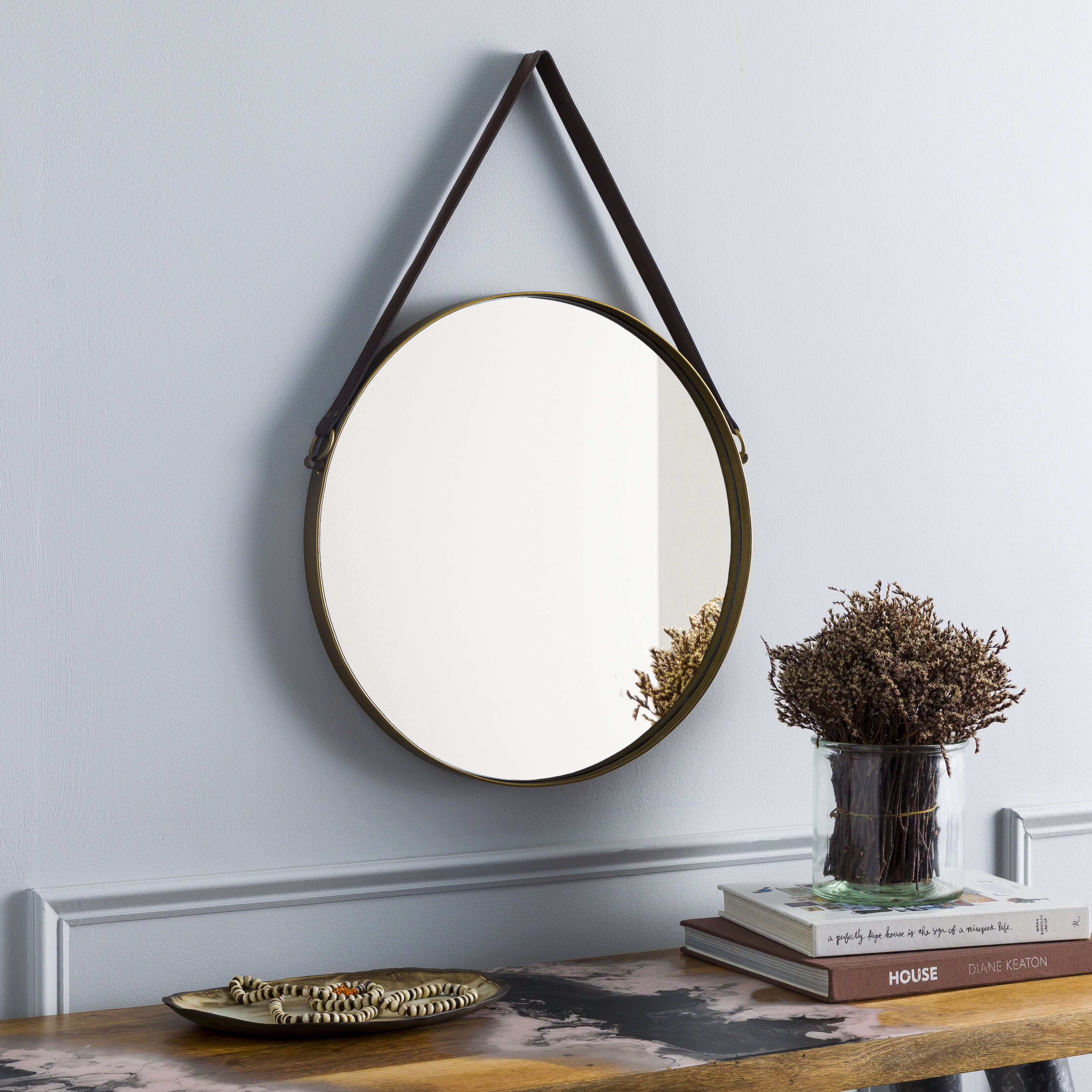 Talisha Modern Accent Mirror Allmodern