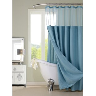Guerrero Shower Curtain ByAlcott Hill