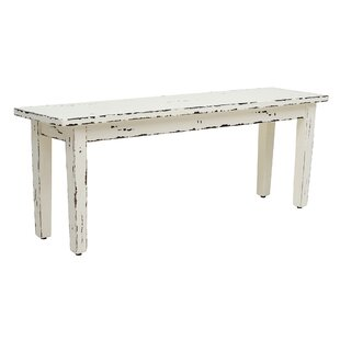 Kissling Wood Bench by Ophelia & Co.