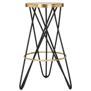 Jaylen 46cm Bar Stool By Canora Grey