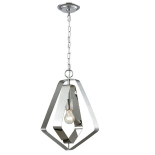 Orren Ellis Stpeter 1-Light Novelty Pendant