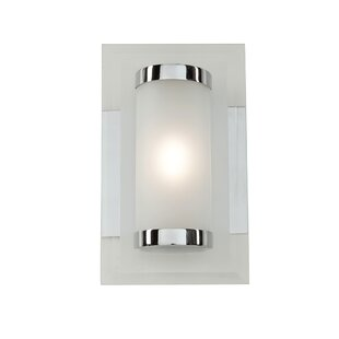 Idil 1-Light Bath Sconce by Or..