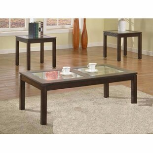 Darby Home Co Jens 3 Piece Coffee Table Set