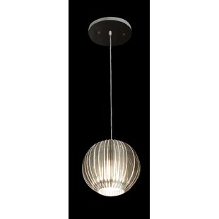 Mcginn 1 Light Pendant by Ebern Designs