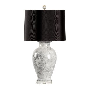 Aged Bubble Water 32 Table Lamp