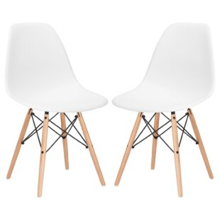 Best Boisvert Dining Chair (Set of 2) By Ivy Bronx