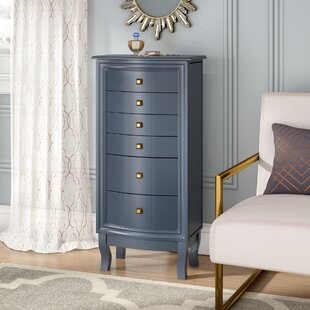 Buy clear Bethena Jewelry Armoire ByWilla Arlo Interiors