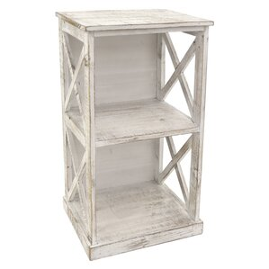 isidore wood standard bookcase