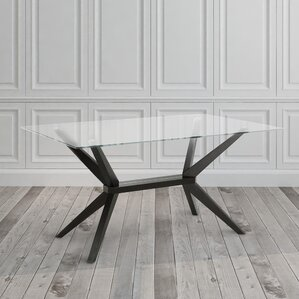Gober Dining Table by Mercury Row