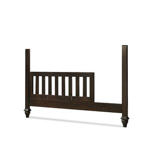 Chassidy Wood Toddler Bed Rail by Harriet Bee