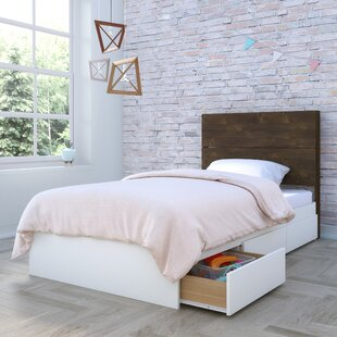 Totten Storage Platform Bed