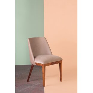 Nola Upholstered Dining Chair by Ebb and Flow Furniture