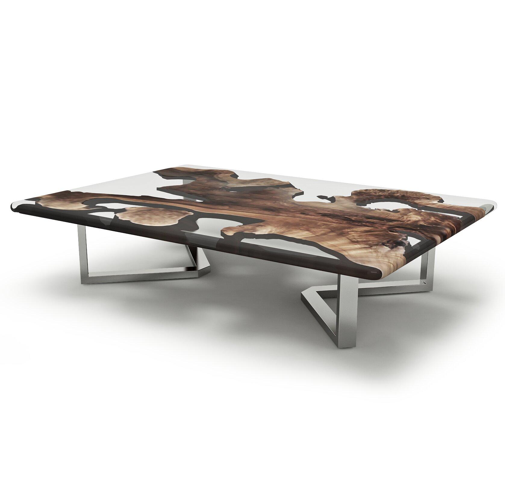 Arditi Collection Octopus Sled Coffee Table Wayfair