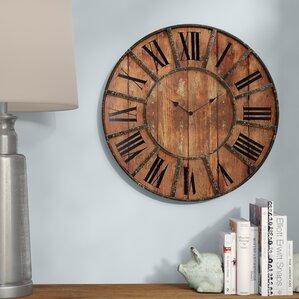 Wall Clocks You\'ll Love | Wayfair