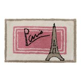 Paris Bathroom Bath Rugs Mats You Ll Love In 2021 Wayfair