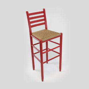 Thor Wood Ladder Back Bar & Counter Stool