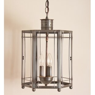 Chearsley 3-Light Foyer Hanging Lantern