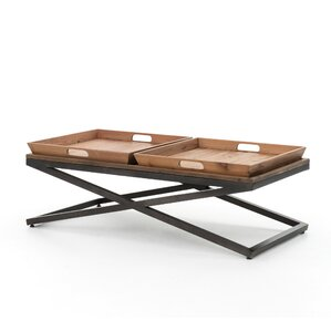 Morse Coffee Table by 17 Stories