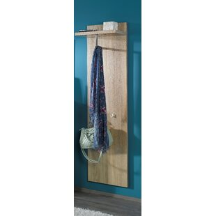 Leonor Wall Mounted Coat Rack By Mercury Row