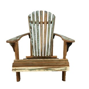 Bloomsbury Market Halpern Wooden Beach Chair
